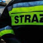 Tragiczny pożar w Kętrzynie. Strażacy znaleźli zwęglone ciało