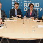 Kolejne starcie kandydatów na prezydenta Olsztyna i Elbląga. Posłuchaj i obejrzyj debatę wyborczą