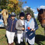 Hubertus zakończył sezon jeździecki w Pacółtowie niedaleko Wzgórz Dylewskich