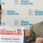 """""""Minęły czasy, w których urzędnicy podejmują decyzje za mieszkańców"""". Łukasz Łukaszewski i Dariusz Rudnik rozmawiali o budżecie obywatelskim"""