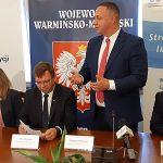 """""""Mamy coraz lepszą infrastrukturę, co przyciągnie inwestorów"""". Warmińsko-Mazurska SSE wydała pierwsze zezwolenia na nowych zasadach"""