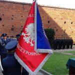 Służba Więzienna z Olsztyna ma swój pierwszy sztandar