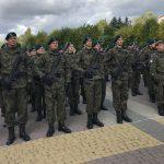 """Kolejni żołnierze Wojsk Obrony Terytorialnej złożyli przysięgę. """"Mamy chętnych z całego województwa"""""""