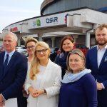 Zbudowanie Olsztyn Areny obiecuje kandydatka Koalicji Obywatelskiej na prezydenta Olsztyna