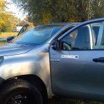 Na Mazurach Straż Rybacka wzbogaciła się o nowe samochody terenowe