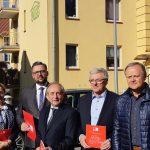 Działacze SLD apelowali o skuteczne wykorzystanie unijnych funduszy