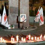 34 lata temu zginął ks. Jerzy Popiełuszko. Dziś jego pamięć uczczono w Olsztynie