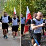 """336 kilometrów w 46 godzin. Strażnicy graniczni z Warmii i Mazur zakończyli bieg """"Wokół Niepodległej"""""""