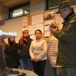 Delegacja z Azerbejdżanu poznała pracę polskich graniczników