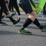 W Olsztynie wystartowała noworoczna edycja Parkrun. Biegacze pokonali 5 km