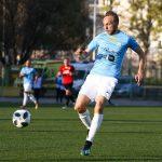 Grzegorz Lech przed kolejnym ligowym spotkaniem: Umiemy grać w piłkę, zrobiliśmy progres jeśli chodzi o prowadzenie gry