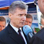 """""""Wyobrażam sobie współpracę z każdym, kto chce dobra Olsztyna"""". Czesław Jerzy Małkowski podsumował kampanię wyborczą"""