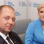 Czy jest możliwa koalicja PiS-PSL w sejmiku? Mówili o tym Urszula Pasławska i Wojciech Kossakowski