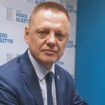 Mirosław Nicewicz: Pierwszym odcinkiem obwodnicy Olsztyna powinniśmy pojechać na przełomie listopada i grudnia