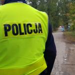 Wypadek w Kiertynach Małych. Jedna osoba została ranna