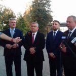 Minister Andrzej Adamczyk odwiedził Ełk, Olecko i Kętrzyn. Podkreślał koniec wykluczenia komunikacyjnego Warmii i Mazur