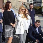 Kandydatka na prezydenta Olsztyna Beata Bublewicz o pomocy dla osób niepełnosprawnych