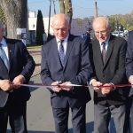 """Zakończył się remont jednej z głównych ulic w Miłakowie. """"Wcześniej droga wyglądała tragicznie i stwarzała zagrożenie"""""""