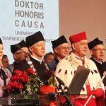 """UWM ma nowego doktora honoris causa. """"Jeden z najwybitniejszych przedstawicieli prawa karnego i kryminologii"""""""