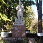 Ełczanie upamiętnili 160. rocznicę urodzin Michała Kajki