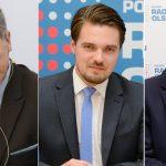Nowy sondaż kandydatów na prezydenta Olsztyna. Grzymowicz, Wypij i Małkowski z największymi szansami na drugą turę