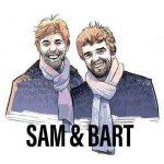 Muzyczny duet Sam & Bart w Radiu Olsztyn