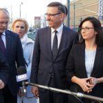PO, Nowoczesna i PSL poparli Piotra Grzymowicza przed II turą wyborów [FILM]
