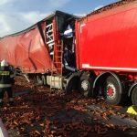Śmiertelny wypadek w Tomaszkowie