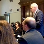 Nieoczekiwane zakończenie pierwszej sesji Rady Powiatu w Ełku. Na posiedzeniu nie wybrano przewodniczącego