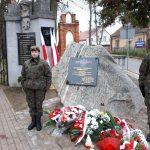 Przy Sanktuarium w Bartągu odsłonięto obelisk z okazji 100. rocznicy odzyskania niepodległości