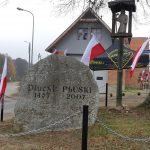 Mieszkańcy Plusk upamiętnili Augusta Popławskiego walczącego z germanizacją Warmii