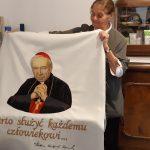 Anna i Mieczysław Dziemidowicz – Przygoda ze sztandarem. Posłuchaj audycji Warsztat Kulturalny