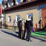 Placówka Straży Granicznej w Górowie Iławeckim jako pierwsza w regionie ma swojego patrona