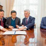 Studenci z Chin na Uniwersytecie Warmińsko-Mazurskim. Uczelnia rozpoczęła współpracę z Uniwersytetem Technicznym w prowincji Liaonin