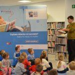 Wyprawki czytelnicze dla 3-latków z Olsztyna