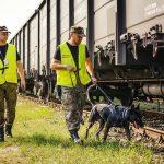 Strażnicy graniczni z Warmii i Mazur coraz skuteczniej walczą z przemytnikami
