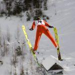 Kamil Stoch czwarty w konkursie Pucharu Świata w skokach narciarskich w Wiśle. Wygrał Rosjanin Jewgienij Klimow