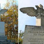 Kontrowersyjna tablica upamiętniająca setną rocznicę odzyskania niepodległości
