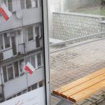 Na olsztyńskich przystankach autobusowych pojawiły się plakaty z okazji 100-lecia niepodległości Polski