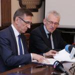 Olsztyn w gronie samorządów, które podpisały grupową umowę na zakup energii elektrycznej. Ceny będą wyższe ale konkurencyjne