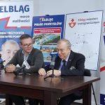 Jerzy Wilk na zakończenie kampanii wyborczej: Zależy mi na tym, aby Elbląg ciągle się rozwijał