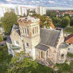 Po latach starań sprzedano popadającą w ruinę XIX-wieczną willę Grunau'a w Elblągu