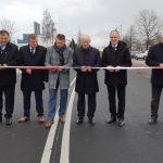 Nie jest długa, ale dla gminy Ostróda bardzo istotna. Otwarto drogę między Morlinami a Tyrowem