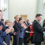 Prezydent przyznał odznaczenia za bohaterstwo i odwagę. Wśród wyróżnionych znalazł się strażak z Małdyt