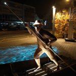 Kolejna rzeźba Piotra Bogdaszewskiego z Rucianego-Nidy trafiła do Francji