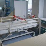 W olsztyńskiej poliklinice pojawiły się nowoczesne łóżka. Poprawią komfort pacjentów i  personelu