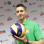 Nowy szkoleniowiec Indykpolu AZSu Olsztyn oficjalnie przedstawiony