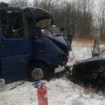Tragedia w Główce koło Gołdapi. 21-latek zginął w wypadku samochodowym