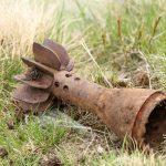 Żołnierze usunęli pociski artyleryjskie, które znaleziono przy jednostce wojskowej w Morągu