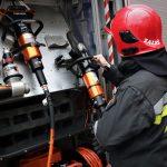 Zatrucie tlenkiem węgla w Elblągu. 69-latek trafił do szpitala